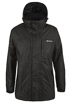 Typhoon Men's Waterproof Jacket - Black
