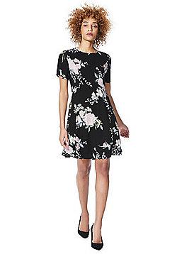 F&F Floral Tea Dress - Multi
