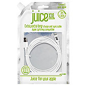 Juice Lightning Data Cable 3M White