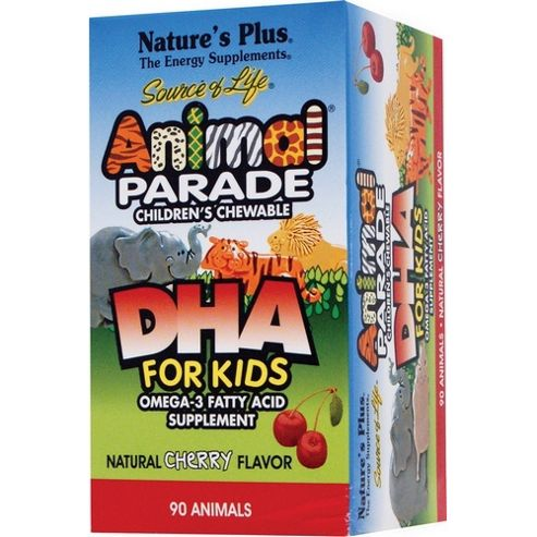 Natures Plus Animal Parade Dha 90