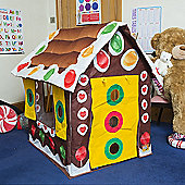 Bazoongi Gingerbread Playhouse Tent by Jumpking