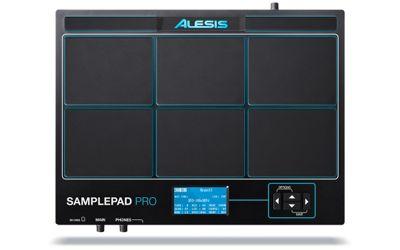 Alesis SamplePad Pro 8 Pad Percussion And Sample Triggering Instrument