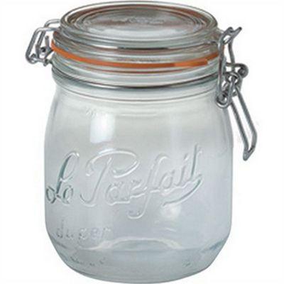Le Parfait 0.5 Litre Preserving Jar