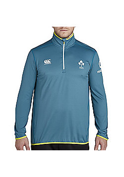 Canterbury Ireland Rugby Thermoreg First Layer Top 17 - Ardgillian - Green