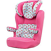 OBaby Group 2-3 High Back Booster Car Seat (Cottage Rose)
