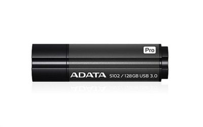 ADATA S102 Pro Advanced 128GB USB 3.0 (3.1 Gen 1) Type-A Grey flash drive