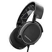 SteelSeries Arctis 3 7.1 Surround Gaming Headset - Black