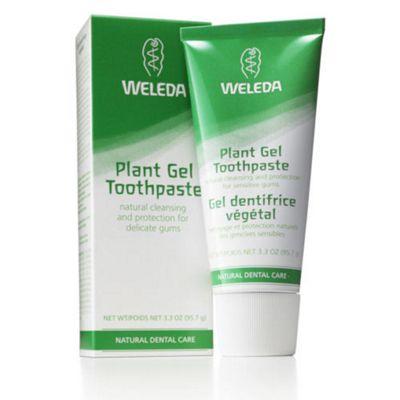 Plant Gel Toothpaste