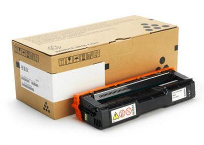 Ricoh 407716 6500pages Black laser toner & cartridge Printer for SP C252DN