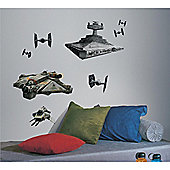 Star Wars Wall Stickers – Rebels & Imperial Ships
