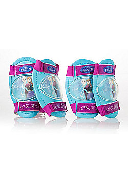 Dino Frozen Kids Knee And Elbow Pads Set