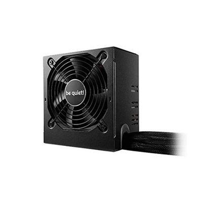 BE QUIET! BN242 600W PSU - System Power 8 Quiet 12cm Fan 80PLUS Dual 12V Cont. Power - (Components > Power Supplies PSU)