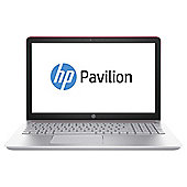 HP Pavillion 15-CD019NA 15.6 Inch AMD A9 8GB RAM 1TB HDD DVDRW Full HD Laptop - Red