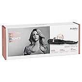Babyliss-2769U Sheer Volume Ionic Rotating Heated Brush in Black