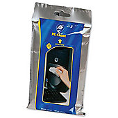 AF PC-Clene Pre-Saturated Cleaning Wipes
