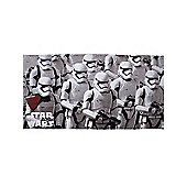 Star Wars Episode VII Order Beach Towel