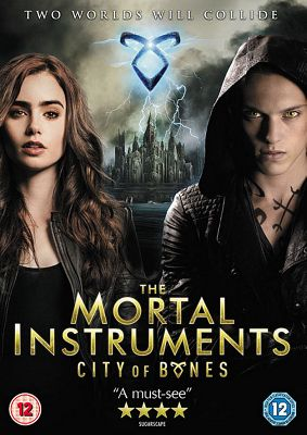 The Mortal Instruments: City Of Bones (DVD)