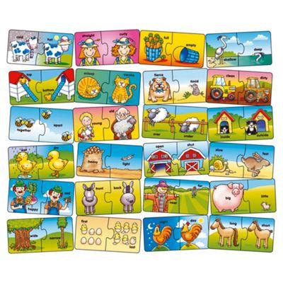 Orchard Toys Farm Opposites Educational Game