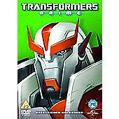 Transformers Prime - Season 1 Part 3 DVD