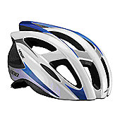 BBB BHE-27 - Hawk Helmet (White Blue, 58-62cm)