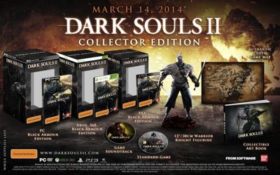 Dark Souls 2 - Collector'S Edition