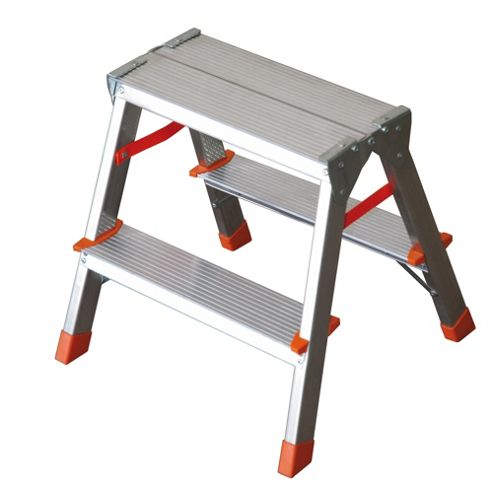 TB Davies Trade 2 Tread Hop Up Step Ladder