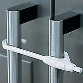 BabyDan Double Cabinet Lock Pack of 4