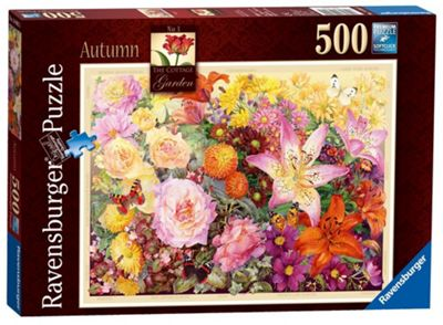 Ravensburger The Autumn Garden Spring - 500pc Puzzle