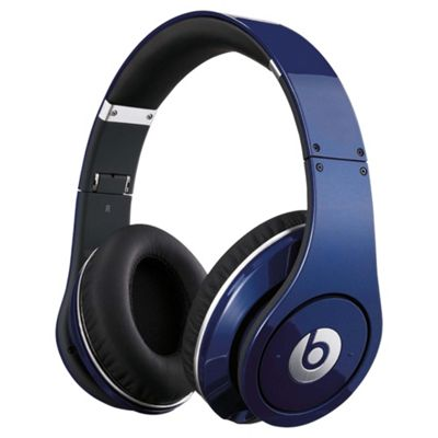 BEATS BY DR DRE Studio HD Headphones Blue