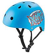 Xootz Blue Skate Helmet - Small 45-53cm