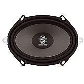 "Ground Zero Radioactive 6857X 5x7"" Component Car Speaker System"