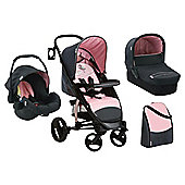 Hauck Malibu XL All in One Travel System - Rock
