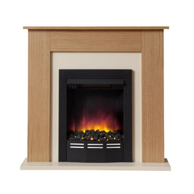 Colston Eco 2kW Electric Fireplace
