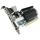 Sapphire Radeon R5 230 Graphic Card - 625 MHz Core - 1 GB DDR3 SDRAM - PCI Express 2.1 - Low-profile - Single Slot Space