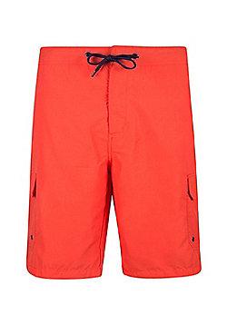Mountain Warehouse Ocean Mens Boardshorts - Orange
