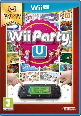 Wii U Wii Party U Select