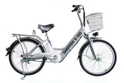 Powabyke Shopper E100 Step Through Electric Bike