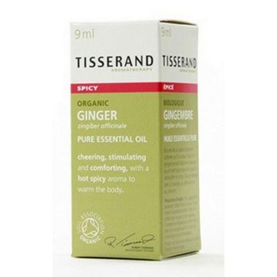 Tisserand Aromatherapy Ginger 9ml Oil