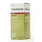 Tisserand Aromatherapy Ginger 9ml Oil