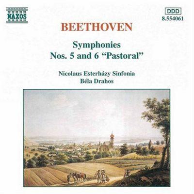 Symphonies Nos.5 And 6 (Esterhazy So, Drahos)