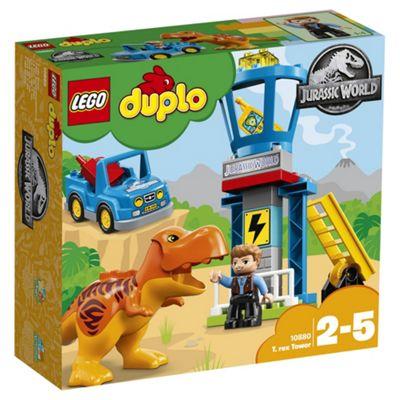 Lego Duplo Jurassic World T. Rex Tower 10880