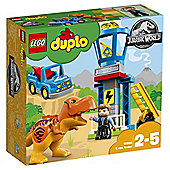 LEGO Duplo Jurassic World T. Rex Tower 10880