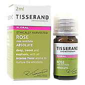 Tisserand Rose Absolute Pure Essential Oil 2ml
