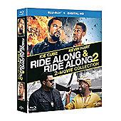Ride Along 1 & 2 Blu-ray