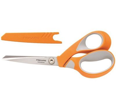 Fiskars Razor Edge Softgrip Scissors 21cm