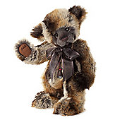 Charlie Bears Fabian 39cm Plush Teddy Bear