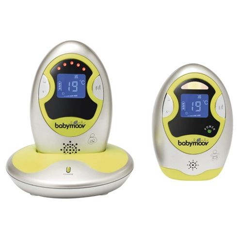 Babymoov High Care Baby Monitor, Analogue