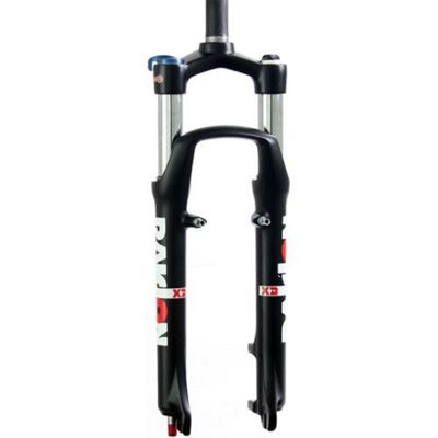 SR Suntour SF13 Raidon LO AIR 26inch Suspension Fork: Black