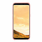 Samsung Galaxy S8 Soft Touch Case - Pink