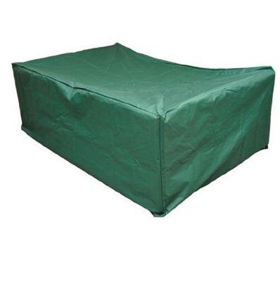 Outsunny UV Rain Protective Rattan Furniture Cover for Wicker Rattan 205x145x70cm
